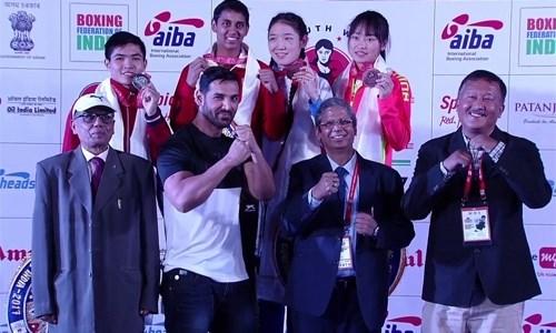 Boxe : Do Hong Ngoc qualifiee pour les Jeux Olympiques de la Jeunesse 2018 hinh anh 1