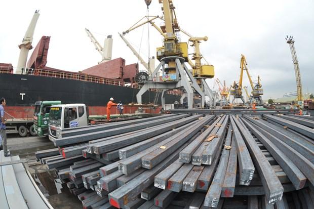 10 mois: le Vietnam realise un excedent commercial de 132 millions de dollars avec le Laos hinh anh 1