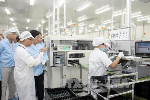 Bloomberg estime positive l'economie vietnamienne hinh anh 1