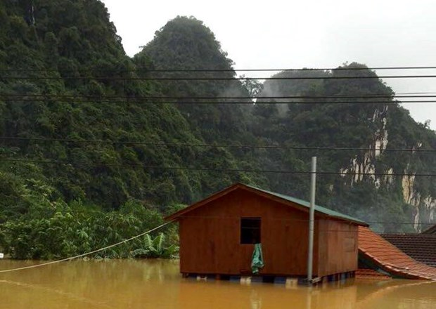 Hanoi : Soiree de collecte de fonds pour le projet « nha chong lu » hinh anh 3