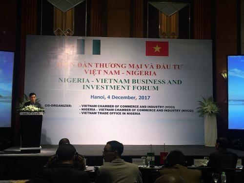 Forum du commerce et de l'investissement Vietnam-Nigeria hinh anh 1