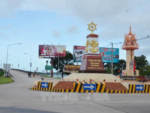 Accelerer la construction des monuments de l'amitie Vietnam-Cambodge au Cambodge hinh anh 1