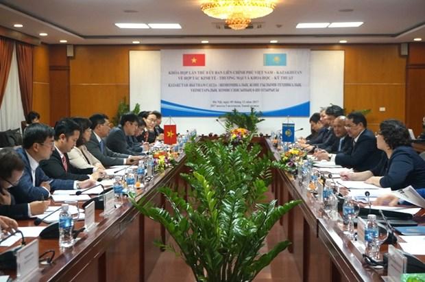 Renforcement des relations du commerce Vietnam-Kazakhstan hinh anh 1