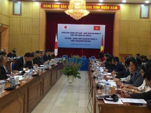 L'Initiative commune Vietnam–Japon contribue a ameliorer le climat des affaires au Vietnam hinh anh 1