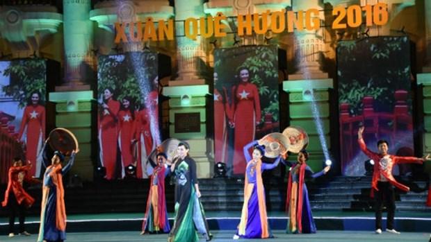 Le programme « Printemps au pays natal 2018 » aura lieu a Hanoi hinh anh 1