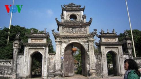 La pagode Chuong a Hung Yen hinh anh 1