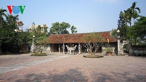 La pagode Chuong a Hung Yen hinh anh 2