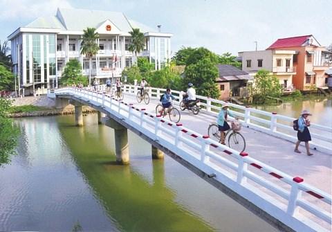 Nouvelle ruralite: 37% des communes devront satisfaire aux normes en 2018 hinh anh 1