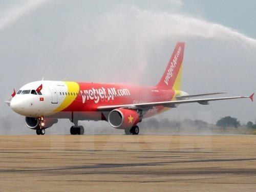Vietjet Air inaugure deux lignes reliant Ho Chi Minh-Ville a Phuket et Chiang Mai (Thailande) hinh anh 1
