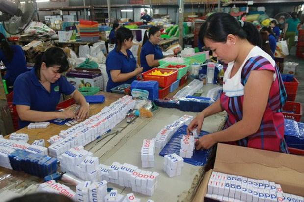Ho Chi Minh-Ville aura besoin de recruter 300.000 travailleurs en 2018 hinh anh 1