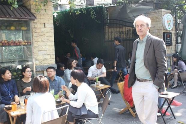Hanoi dans le coeur d'un economiste uruguayen hinh anh 1