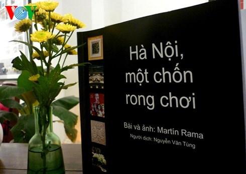 Hanoi dans le coeur d'un economiste uruguayen hinh anh 2