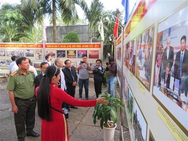 Expositions sur l'Insurrection generale du Printemps 1968 et les realisations du Vietnam hinh anh 1