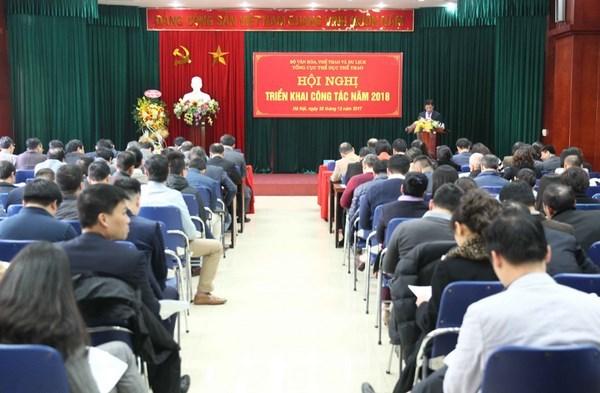 En 2018, le Vietnam va se mobiliser pour les ASIAD 18 hinh anh 1