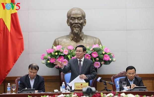 Le gouvernement veut maintenir le taux d'inflation a moins de 4% en 2018 hinh anh 1