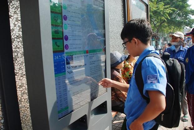 Ho Chi Minh-Ville : Mis en service d'une station de bus moderne hinh anh 2