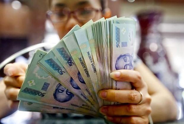Les recettes budgetaires depassent les previsions de 70.000 milliards de dongs hinh anh 1
