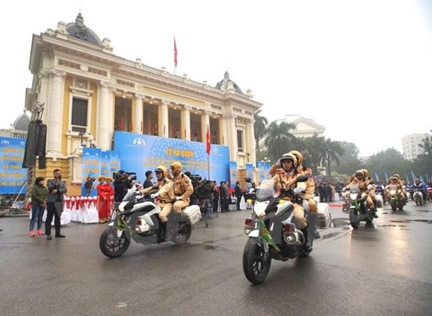 Pour garantir la securite routiere 2018 hinh anh 1
