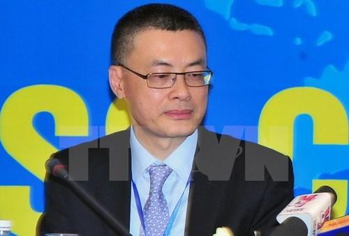 L'ambassadeur du Vietnam au Cambodge presente ses lettres de creance hinh anh 1