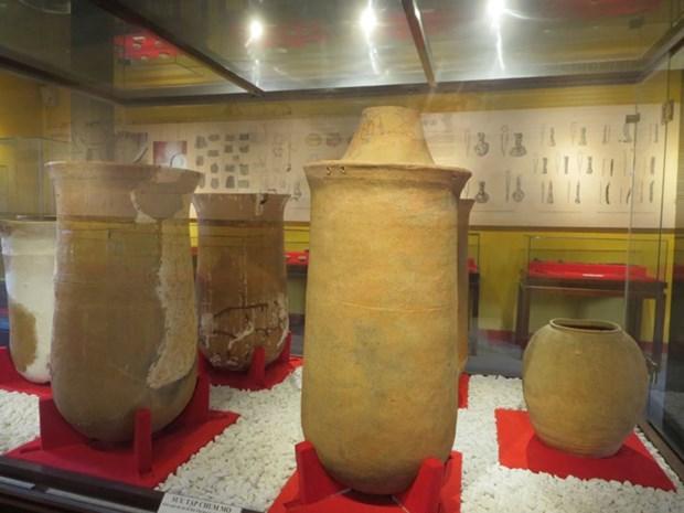 Le musee de la culture Sa Huynh a Hoi An hinh anh 2