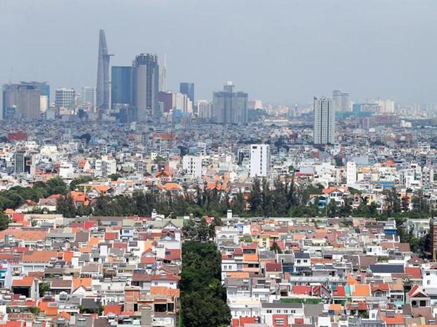 L'IDE enregistre a Ho Chi Minh-Ville double en 2017 hinh anh 1
