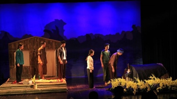 Une piece de theatre vietnamienne remporte six prix internationaux hinh anh 1