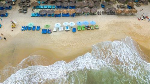 La beaute de la plage d'An Bang – Hoi An hinh anh 1