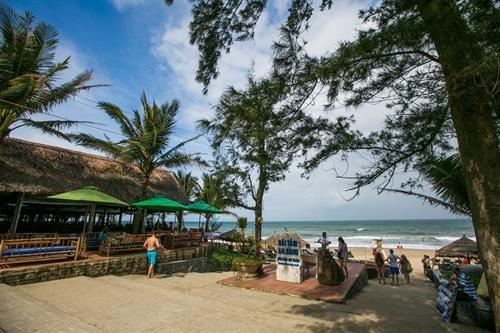 La beaute de la plage d'An Bang – Hoi An hinh anh 2