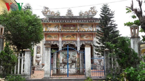 Les vestiges de la citadelle de Thanh Chiem hinh anh 1