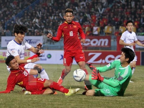 Les 23 joueurs vietnamiens selectionnes pour le championnat d'Asie U23 devoilee hinh anh 1