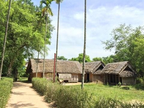 A la decouverte du pays natal du President Ho Chi Minh hinh anh 4
