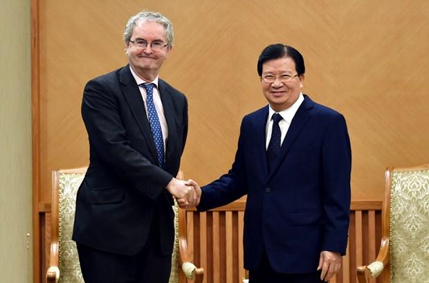 La Banque europeenne d'investissement est prete a soutenir le Vietnam dans plusieurs domaines hinh anh 1