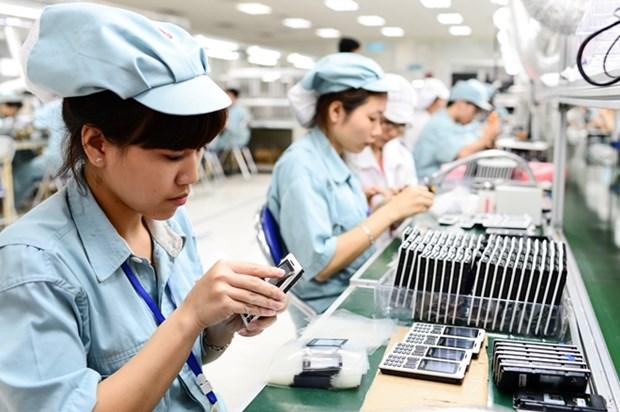 Telephones et accessoires en tete des marchandises a l'export du Vietnam en Allemagne hinh anh 1