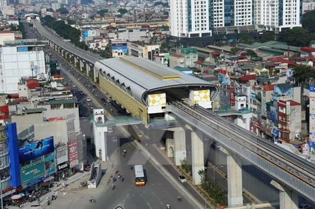 Hanoi veut cooperer avec la BEI dans le secteur de la chemin de fer urbain hinh anh 1