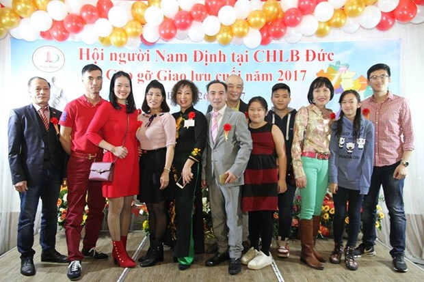 La diaspora vietnamienne d'Allemagne consolide la solidarite hinh anh 1