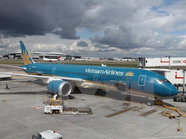 De grands succes pour Vietnam Airlines en 2017 hinh anh 1