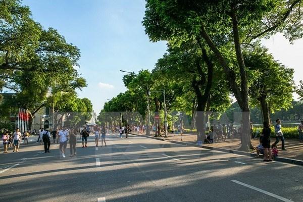 Les Etats-Unis estiment bas le niveau de risque securitaire au Vietnam hinh anh 1