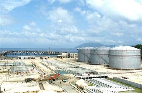 La raffinerie vietnamienne de Vung Ro et la societe danoise DenimoTech A/S unies hinh anh 2