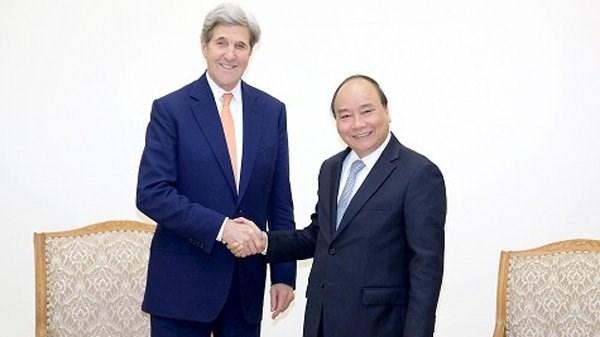 Vietnam - Etats-Unis : Promotion de la cooperation dans les energies renouvelables hinh anh 1