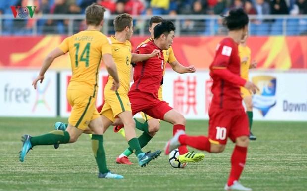 Championnat d'Asie U23 : le Vietnam renverse l'Australie ! hinh anh 1