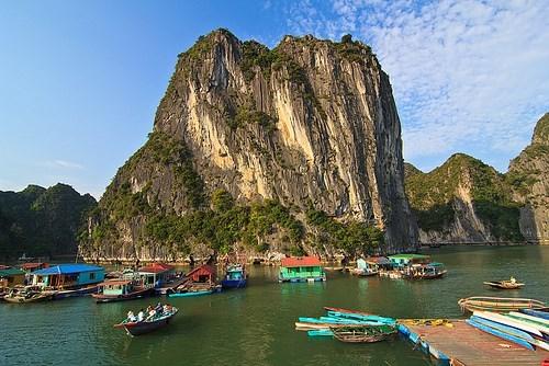 Cua Van elu au top 16 des plus beaux villages au monde hinh anh 1