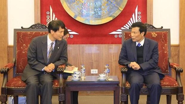 Japon, un partenaire important du Vietnam dans la culture, les sports et le tourisme hinh anh 1