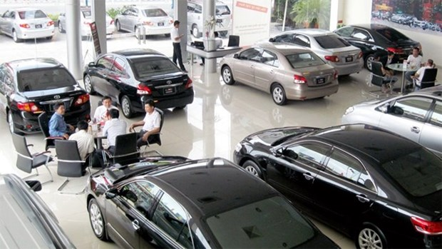 Fourniture de vehicules au Vietnam en 2017 : la Thailande conserve son trone hinh anh 1