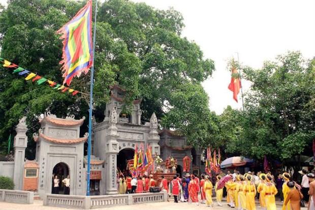 Le temple Mau, un lieu sacre a Pho Hien hinh anh 3