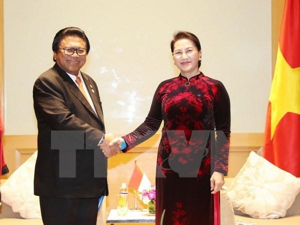 Legislation : le Vietnam stimule la cooperation avec l'Indonesie et la Malaisie hinh anh 2