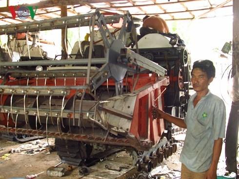 Nguyen Quoc Viet, un jeune agriculteur milliardaire hinh anh 1