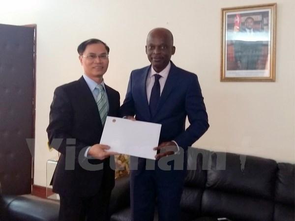 Le Togo souhaite accelerer les relations commerciales avec le Vietnam hinh anh 1