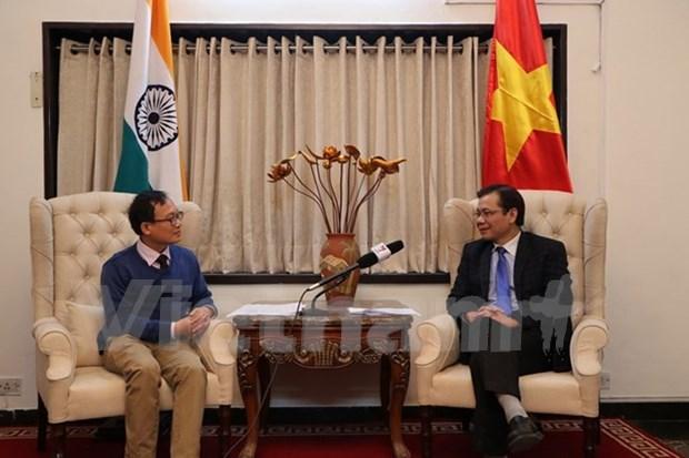 Les relations Vietnam-Inde jouent un role important dans les liens ASEAN-Inde hinh anh 1