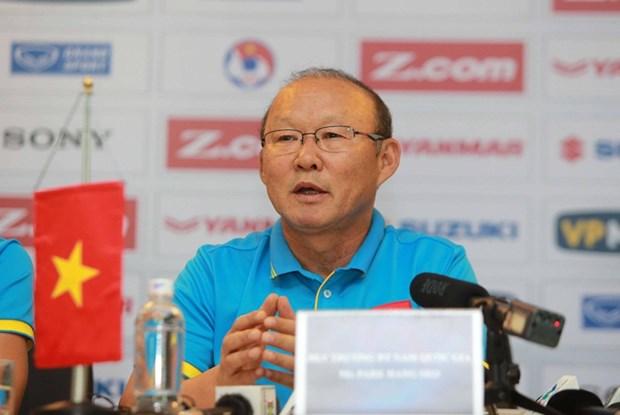 Football : AP salue l'equipe U23 Vietnam et son entraineur Park Hang-seo hinh anh 1