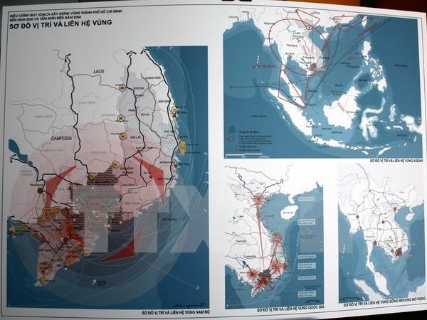 La region de Ho Chi Minh-Ville, futur grand centre economique d'Asie du Sud-Est hinh anh 1
